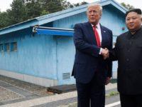 Trump Temui Kim Jong-Un di Perbatasan Korsel-Korut