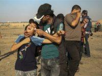 'Great March of Return' Masih Berlanjut, 70 Warga Gaza Terluka