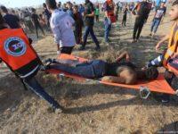 Tentara Israel Lukai 49 Warga Gaza dalam Aksi Demo