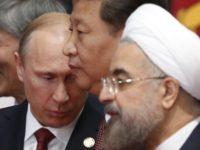 Iran, Rusia, dan Cina Saling Merapat untuk Hadapi Arogansi AS
