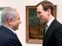 PM Israel Benjamin Netanyahu dan Jared Kushner
