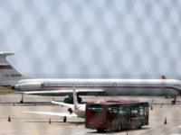 Pesawat Militer Rusia Mendarat di Venezuela