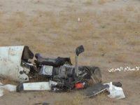 Pasukan Yaman Tembak Jatuh Drone Pasukan Koalisi Arab