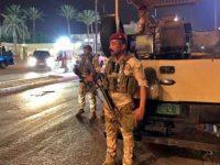 Kedubes Bahrain Diserang Pengunjuk Rasa, Pasukan Irak Tangkap 54 Orang