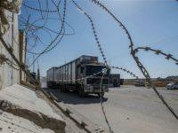 Hari Libur Yahudi, Israel Tutup Pelintasan Gaza