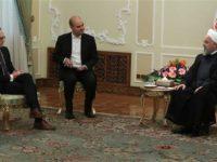 "Rouhani Minta Eropa Melawan ""Terorisme Ekonomi"" AS Terhadap Iran"