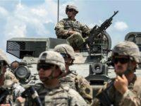 AS akan Kirim 1.000 Tentara Tambahan ke Timteng