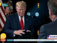 Kunjungi Inggris, Trump Sebut Iran 'Negara Teroris'