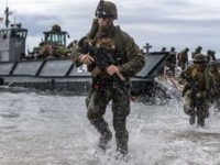 AS, Jepang, Australia Gelar Latihan Militer Melawan Cina