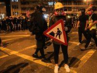 Cina Tuding AS Berada di Balik Kerusuhan Hong Kong