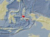 Gempa 5,4 SR Guncang Perairan Laut Banda dan Laut Timor