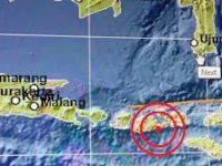 Sumbawa Diguncang Gempa 6,9 SR