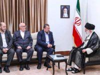 """Al-Arouri: Kunjungan Terbaru Hamas ke Iran """"Historis dan Strategis"""""""
