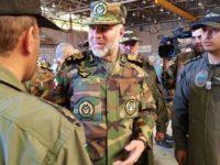 """Militer Iran akan Lawan Serangan AS dengan """"Fasilitas dan Teknologi Lokal"""""""