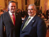 Menteri Israel dan Bahrain Gelar Pertemuan Resmi untuk Pertama Kalinya