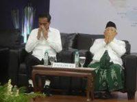 Jokowi dan Ma'ruf Segera Bentuk Susunan Kabinet 2019-2024