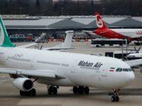 AS Larang Industri Penerbangan Dunia Bekerjasama dengan Maskapai Iran