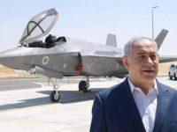 Netanyahu Ancam Iran dengan Pengerahan Jet Tempur F-35