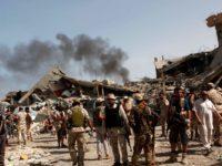 WHO: Hampir 1000 Orang Tewas dalam 3 Bulan Perang Saudara di Libya