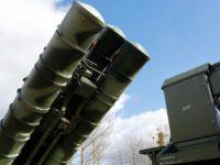 Potret sistem pertahanan S-400 Rusia. Sumber: Sputnik