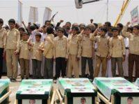 Oxfam: Sejak 2018, 1.000 Anak di Yaman Jadi Korban Agresi Saudi