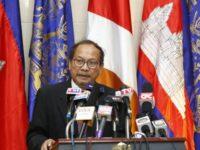 Kamboja kepada AS: Silakan Pergi Dari Sini