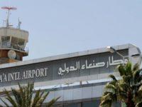 Koalisi Saudi Bombardir Bandara Sanaa