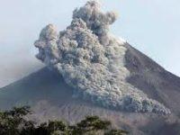 BPPTKG: Gunung Merapi Luncurkan Awan Panas Guguran Erupsi