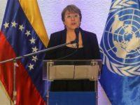PBB Kecam Sanksi AS yang Luas terhadap Venezuela