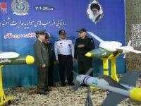 Iran Pamerkan Tiga Jenis Bom Pintar dan Canggih Baru Buatannya
