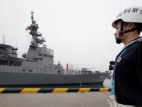 Cina Larang Kapal Perang AS Masuki Pelabuhannya