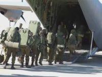 Israel Gelar Latihan Militer Terbesar dekat Gaza Sejak 2014