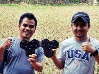 Daur Ulang Sampah Plastik Jadi Eco Paving Block dan Pipa