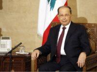 Presiden Lebanon, Michel Aoun. Sumber: Anadolu Agency