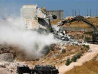Israel Hancurkan 24 Bangunan Warga Palestina Dalam 2 Bulan