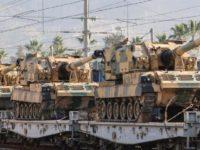 Pasukan Turki Mendapat Serangan Udara, Turki dan Suriah Saling Menyalahkan