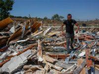 Israel Hancurkan Desa Negev Palestina untuk 156 Kali