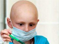 pasien kanker anak Iran