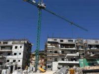 Israel Siap Bangun Dua Ribu Unit Pemukiman di Tepi Barat