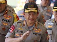 Penyerang Polsek di Surabaya Terafiliasi ISIS