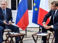 Presiden Rusia Dukung Operasi Militer Suriah di Idlib