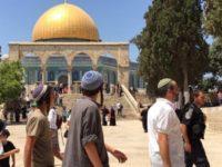 Ekstremis Yahudi Serukan Pendudukan Masjid Al-Aqsa pada Idul Adha