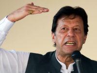 PM Imran Khan. Sumber: AFP