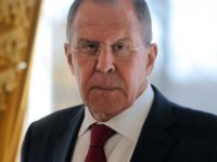 Sindir Trump, Lavrov: Terima Kasih Sudah Diberi Visa