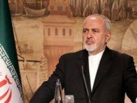 Menteri Luar Negeri Iran, M. Javad Zarif. Sumber: Presstv