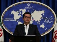 Jubir kemenlu Iran, Abbas Mousavi.