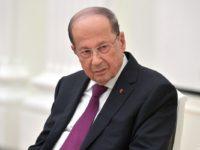 Potret Michel Aoun, Presiden Lebanon. Sumber: Memo