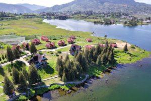 Danau Kembar via www.dronestagr.am