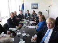 Inggris, Jerman, dan Prancis Sebut Iran Bertanggungjawab atas Insiden Aramco