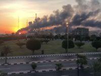 AS Mengaku Akan Buktikan Keterlibatan Iran Dalam Serangan ke Kilang Minyak Saudi